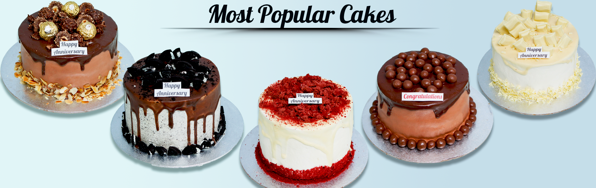 Most Popular Cakes