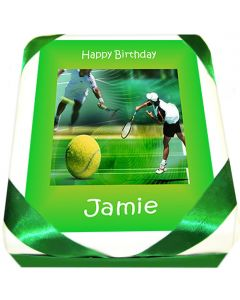 Wimbledon Tennis Birthday Cake
