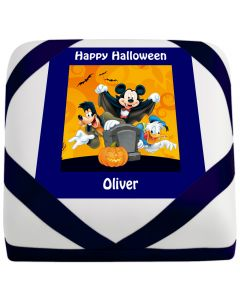 Mickey Mouse Halloween Cake