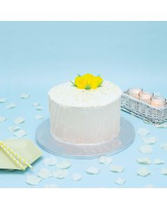 Elderflower & Lemon Cake (FRZ A1003)