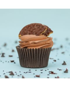 Chocolate Digestives Cupcakes (BCRM A1227)