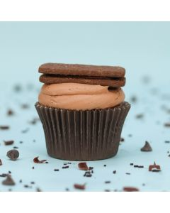 Chocolate Bourbon Cupcakes (BCRM A1210)