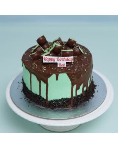 Ultimate Mint Chocolate Cake (FRZ8)